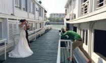 Bỏ việc ngân hàng, kiếm bạc tỷ từ nghề chụp ảnh cưới