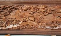 Hai anh em 8x tay trắng tạo dựng công ty tranh gỗ