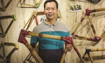 Chàng kỹ sư và ý tưởng khởi nghiệp với xe đạp tre
