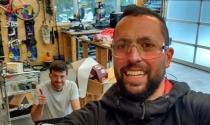 Cựu kỹ sư Microsoft mở startup robot làm vườn bằng công nghệ laser