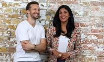 Cặp đôi lập startup du lịch chục triệu đô sau lần đầu hẹn hò
