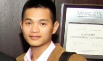 Phan Hải Triều - Nhà khoa học trẻ VN được vinh danh trên đất Pháp