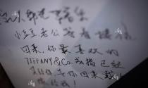 """Rớt nước mắt với bộ ảnh """"Tình yêu mất tích trên chuyến bay MH370"""""""