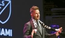 David Beckham làm mới thương hiệu với CLB Inter Miami