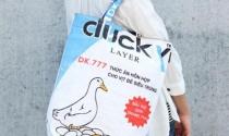 Túi xách 'cám con cò' được bán với giá 800.000 đồng ở Nhật