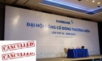 """Vì sao """"Đại hội võ lâm"""" Eximbank bất thành?"""