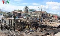 Bồi thường, cấp đất tái định cư cho các hộ dân bị hỏa hoạn ở Khánh Hòa