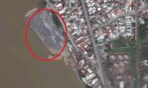 Dự án lấn sông Đồng Nai: Tiếp tục dừng, kè bờ để phòng chống sạt lở