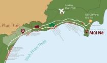 Bình Thuận: Hơn 2.800ha đất dự án resort chưa đi vào hoạt động