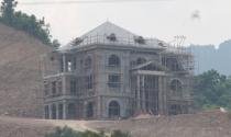 """Công ty Xi măng Công Thanh xây biệt thự """"khủng"""" trái phép"""