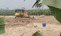 Cty CP phát triển Bắc Việt Hưng Yên chưa được bàn giao đất đã thi công dự án