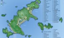 Bà Rịa – Vũng Tàu: Quy hoạch khu đô thị dịch vụ 165 ha ở Côn Đảo