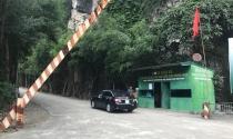 Khu du lịch Thung Nham: Công ty Doanh Sinh dựng barie, lập chốt chặn đường thu vé