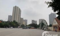 """Vụ """"xén"""" đất công viên làm bãi đỗ xe: Thành phố chưa thông qua dự án"""