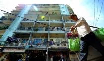 Cư dân chung cư Bùi Viện được nhận tối đa 15 triệu/tháng để di dời
