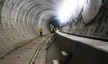 Tuyến metro 1 không ảnh hưởng bởi nước ngầm