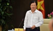 Phó Thủ tướng yêu cầu tập trung triển khai lập quy hoạch tổng thể quốc gia