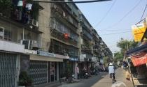 Di dời, tháo dỡ và xây dựng 5 chung cư cũ tại quận Tân Bình