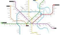 Điều chỉnh quy hoạch xung quanh các nhà ga metro trong bán kính 500-1000m