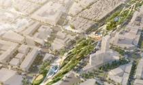 Công viên 23 tháng 9 sẽ có 4 tầng hầm, kết nối ga Metro 1 và Metro 3a