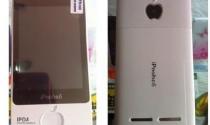 """""""iPhone 6"""" xuất hiện với logo quả táo nguyên vẹn"""