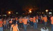 Dịch vụ kinh doanh mới trong Lễ Tình nhân: Nhảy Flashmob tỏ tình