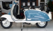 Xế cổ phục chế Lambretta serie 1-1959 ở Sài Gòn