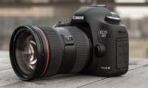 Canon 5D Mark III xuất hiện sau gần 4 năm chờ đợi