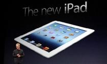 Bom tấn iPad thế hệ thứ 3 ra mắt