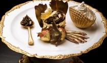 Bánh ngọt phủ vàng đắt nhất thế giới tại Dubai