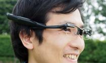 Olympus công bố kính đeo mắt giống Goolge Glass