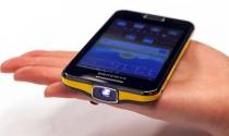 Samsung sắp bán điện thoại tích hợp máy chiếu tại Việt Nam
