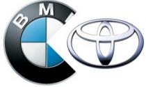 """Toyota-BMW hợp tác sản xuất các dòng xe """"xanh"""""""
