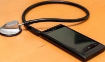 Ống nghe khám bệnh gắn smartphone