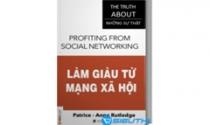 Sách hay: Làm giàu từ mạng xã hội
