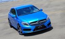 Mercedes-Benz A-Class: Song hành cùng doanh nhân trẻ