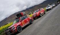 Mercedes-Benz GLK: Anh cả trong việc chinh phục địa hình