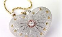 Chiếc túi xách đắt nhất thế giới nạm hơn 4.500 viên kim cương