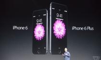 Tường thuật lễ công bố iPhone 6 và đồng hồ Watch