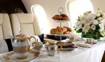 Đi máy bay kiểu nhà giàu châu Á