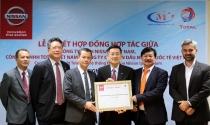 Nissan Việt Nam bắt tay cùng dầu nhớt TOTAL