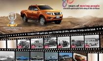 80 năm – Khẳng định thương hiệu xe bán tải Nissan