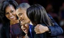 Cựu Đệ nhất phu nhân Obama: 'Tôi không bao giờ tha thứ cho ông Trump'