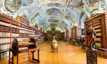 Những tuyệt tác trần nhà đẹp nhất thế giới