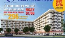 Ngày 01/06/2013: Mở bán căn hộ chính sách Vĩnh Điềm Trung Nha Trang