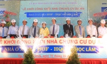 Khởi công nhà xã hội HOF-HQC Hồ Học Lãm