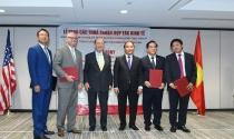 Doanh nghiệp Việt – Mỹ ký nhiều thỏa thuận tỷ USD