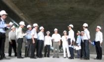 Tháng 11-2011: Thông xe hầm Thủ Thiêm