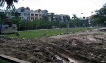 Năm 2011, Hà Nội thu 2.450 tỷ đồng từ đấu giá đất
