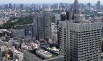 Quý I/2011: Giá thuê văn phòng Châu Á tăng 1,7%